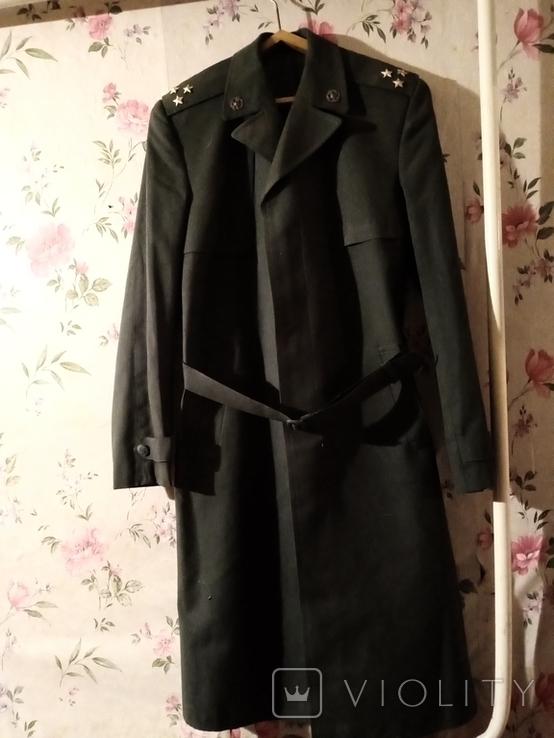 Плащи 2 и пиджак полковник, фото №4