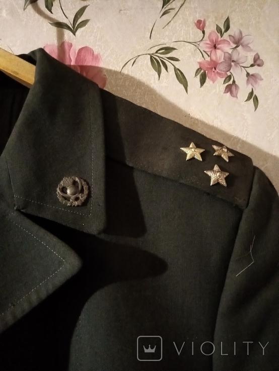 Плащи 2 и пиджак полковник, фото №2