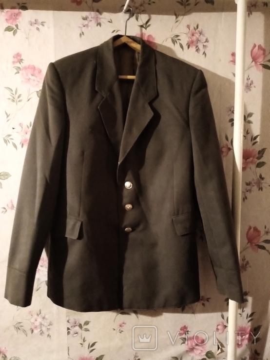 Плащи 2 и пиджак полковник, фото №9
