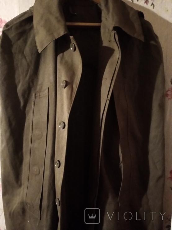 Плащи 2 и пиджак полковник, фото №12