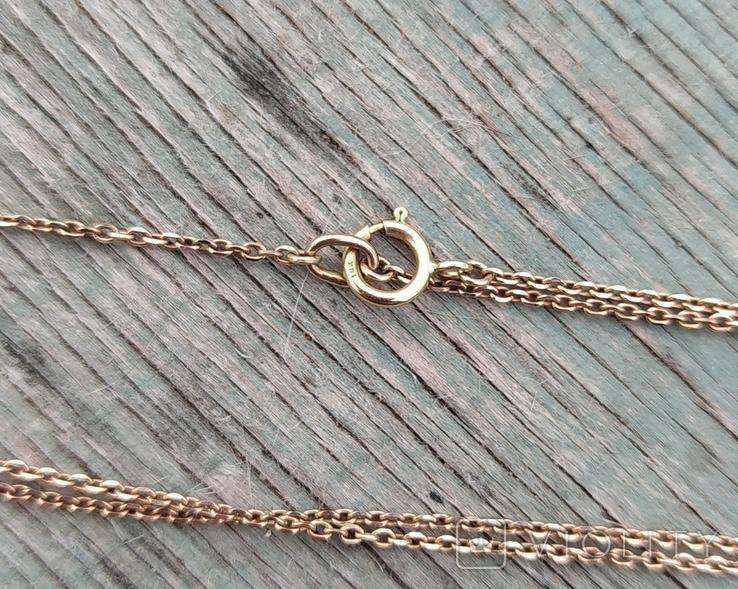 Золотой ключик с бриллиантами(невыкуп)., фото №6