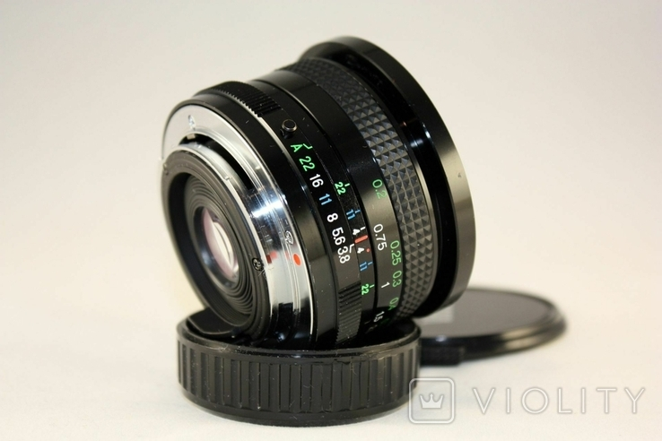 Vivitar(Cosina) f3.8/19mm MC Wide Angle, фото №4