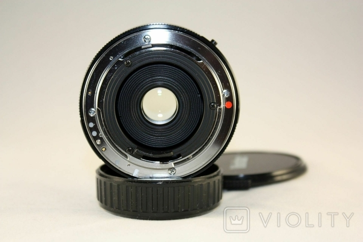 Vivitar(Cosina) f3.8/19mm MC Wide Angle, фото №5