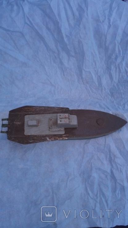 Деревянный корабль СССР, фото №3