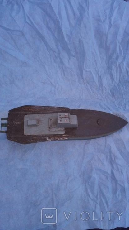 Деревянный корабль СССР, фото №4