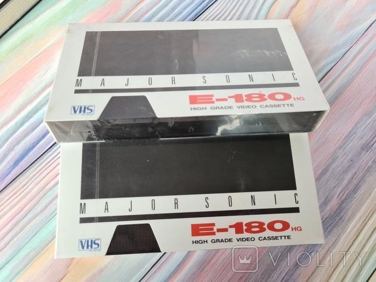 Видео кассеты VHS Maxell E-180, фото №5