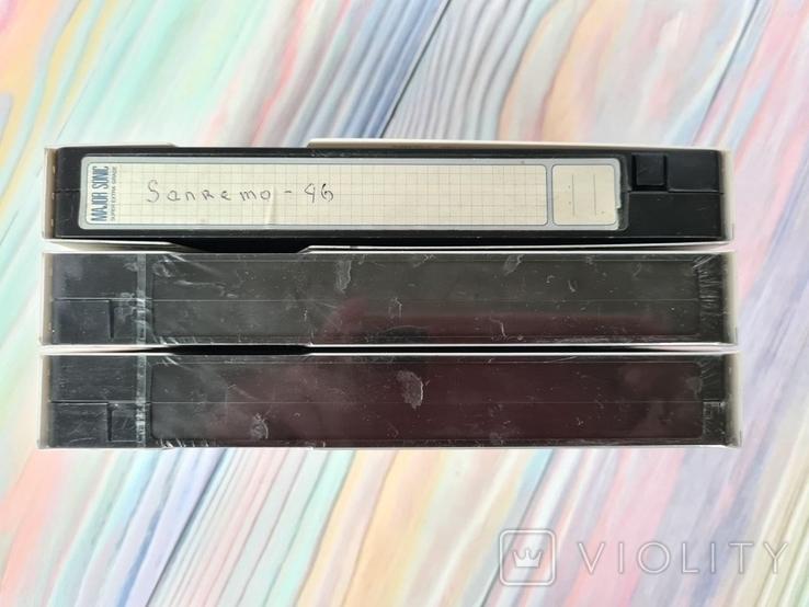 Видео кассеты VHS Maxell E-180, фото №6