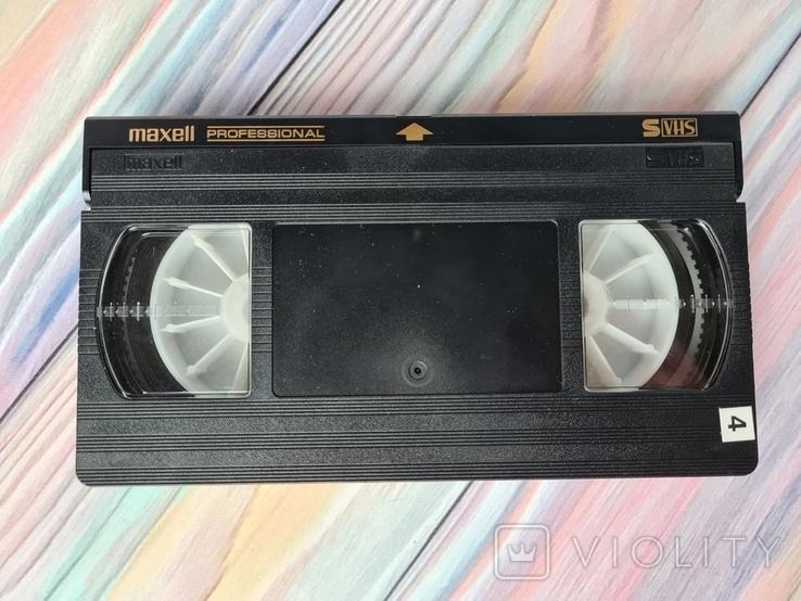 Видео кассеты VHS Maxell E-180, фото №7