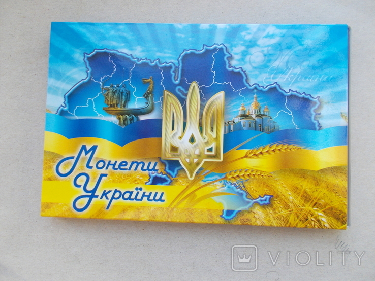 "Набір памятних монет ""Збройні сили України"". Не НБУ., фото №2"