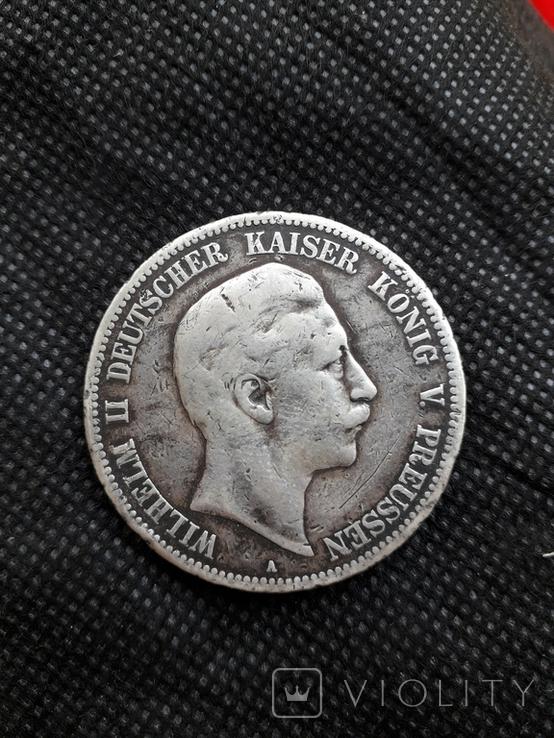 5 марок Германия 1895, фото №7