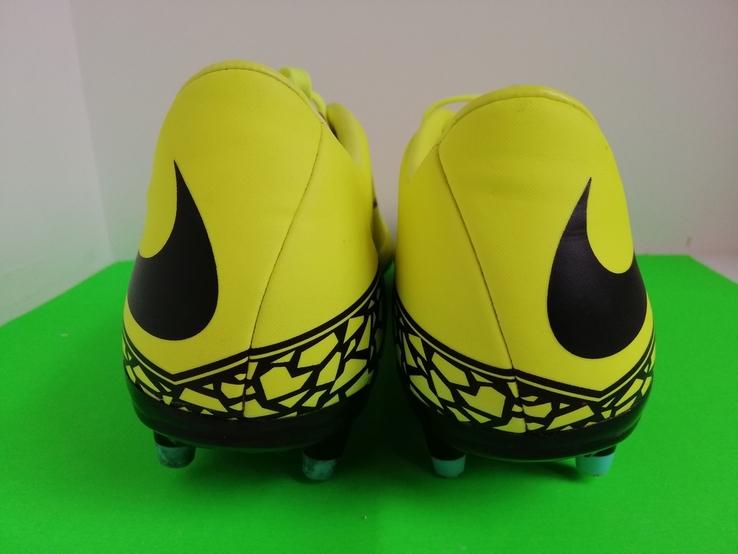 Nike hypervenom сороконожки 26см, фото №8