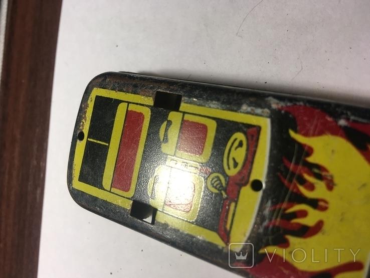 Пожарная машина 01, фото №4