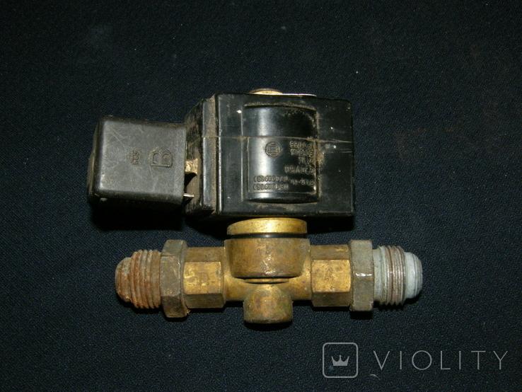 Электроклапан времен СССР (Сделано в Болгарии)., фото №3