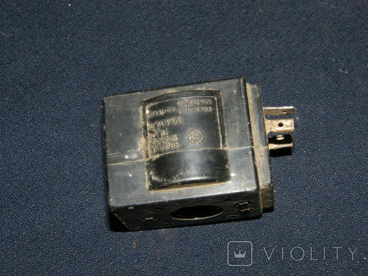 Электроклапан времен СССР (Сделано в Болгарии)., фото №7