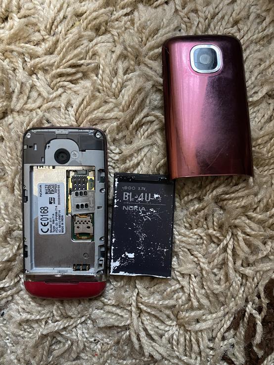 Nokia Asha 311, фото №4