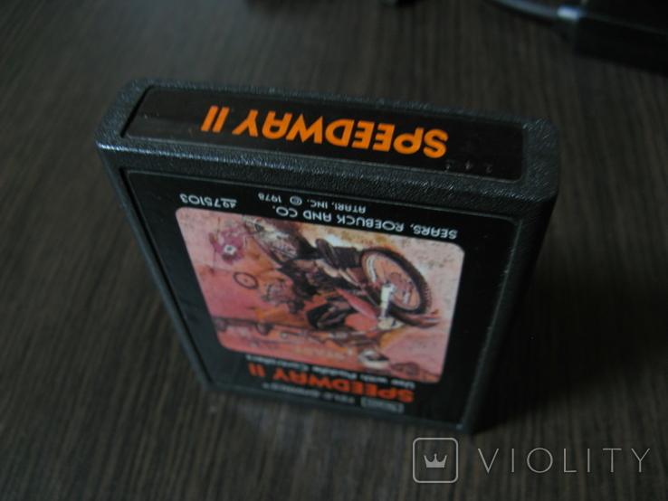 Atari 2600 - Speedway II, фото №6