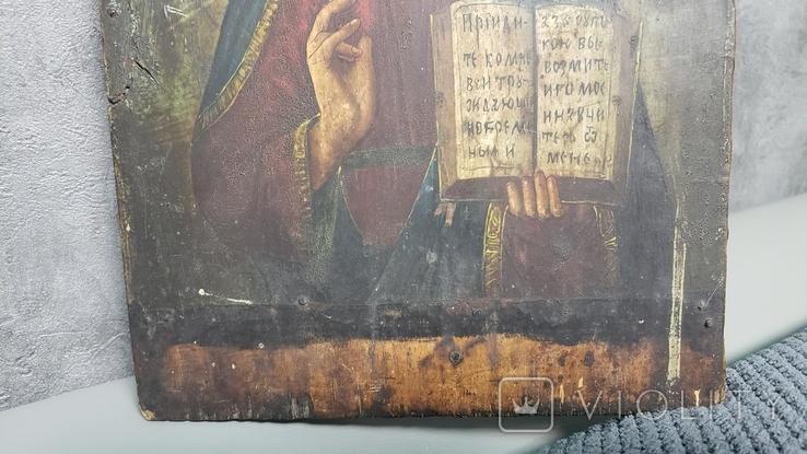 Икона Спаситель Иисус, фото №5