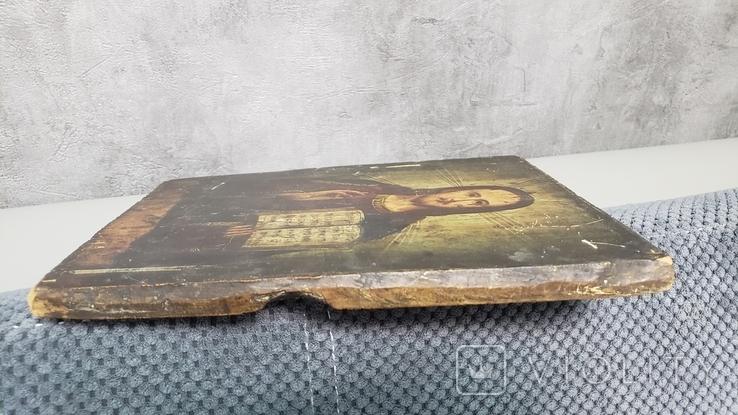 Икона Спаситель Иисус, фото №10