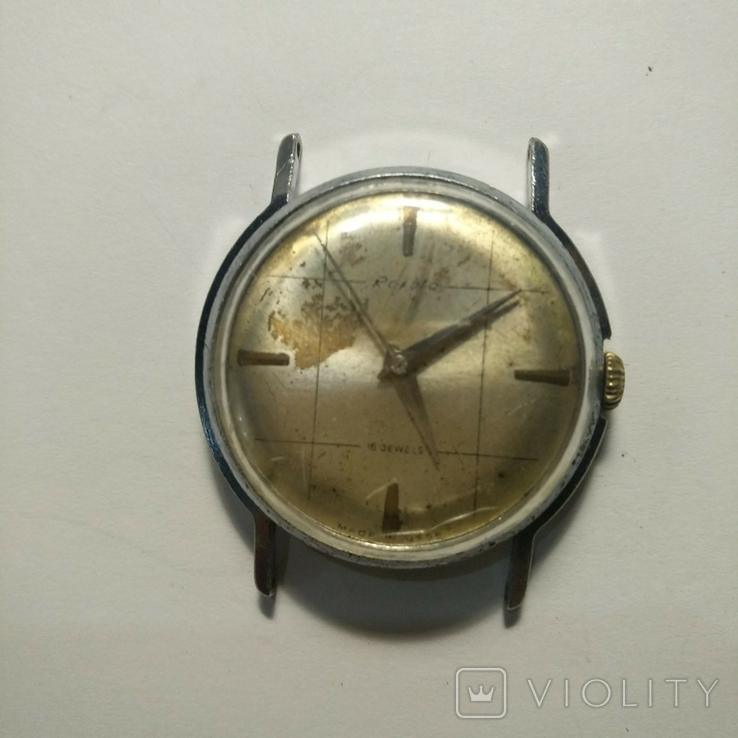 Raketa , made in USSR 16 jewels, фото №5