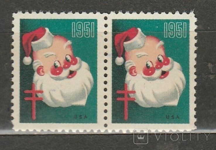 304 США 1951 чистая