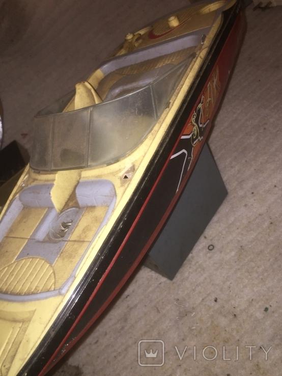 Лодка пластик, фото №10