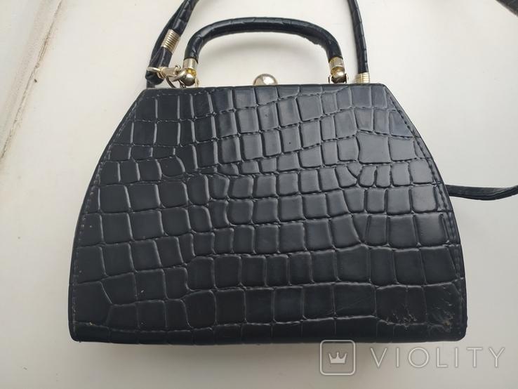 Сумка женская G. Versace. Italy. 2, фото №4
