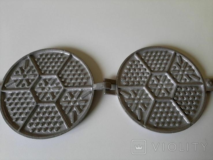 Новая форма для печенья из СССР, фото №4