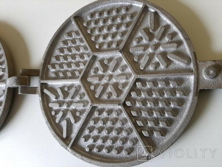 Новая форма для печенья из СССР, фото №5