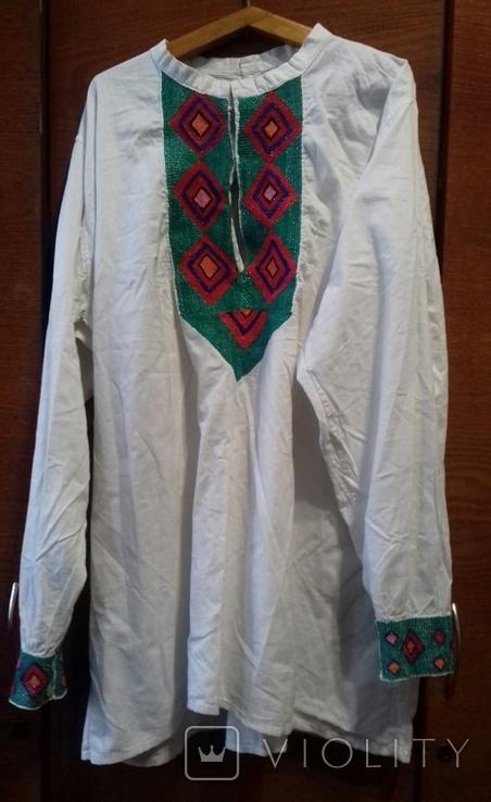 Вышитая сорочка Сумщини, фото №2
