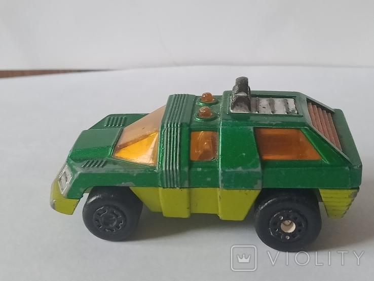Модель авто Planet Scout, Matchbox, фото №2