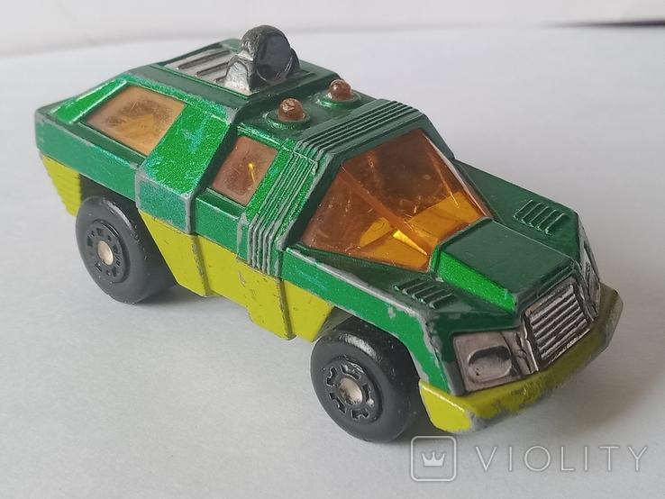 Модель авто Planet Scout, Matchbox, фото №4