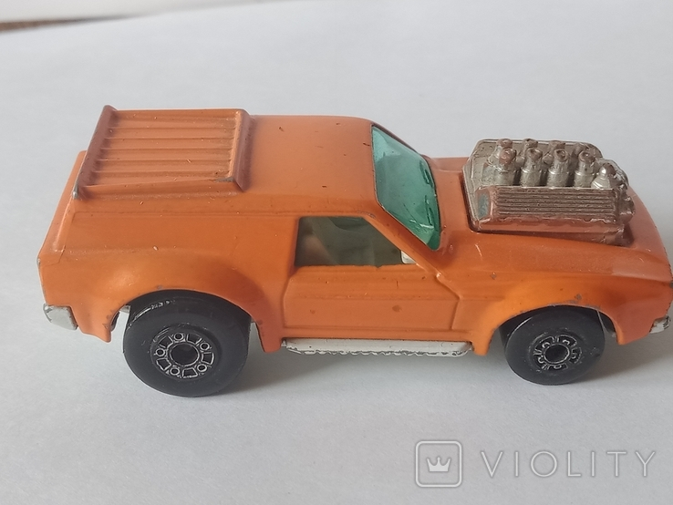 Модель авто Vantastic, Superfast. Matchbox, фото №2
