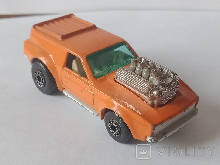 Модель авто Vantastic, Superfast. Matchbox, фото №3