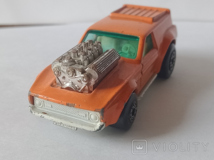 Модель авто Vantastic, Superfast. Matchbox, фото №4