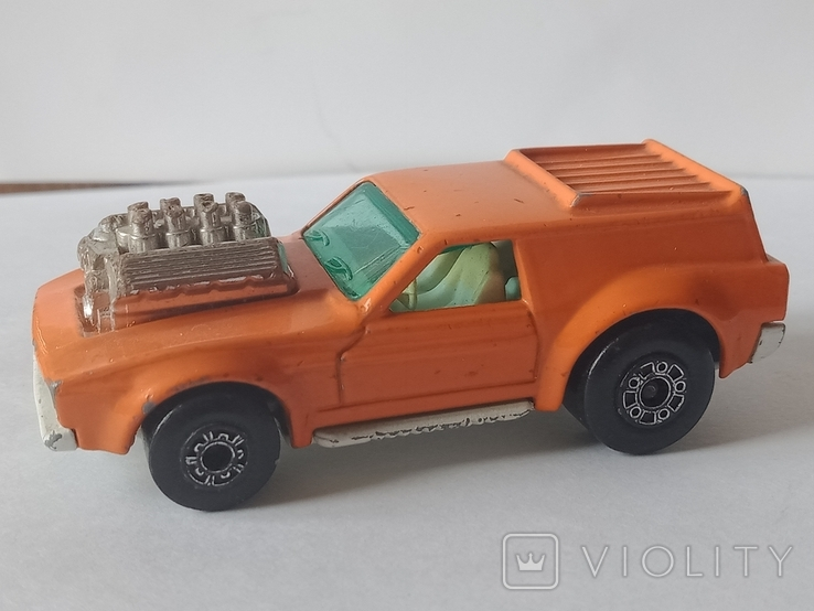 Модель авто Vantastic, Superfast. Matchbox, фото №5