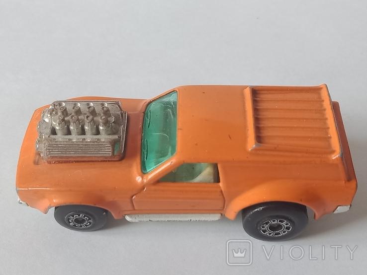 Модель авто Vantastic, Superfast. Matchbox, фото №6