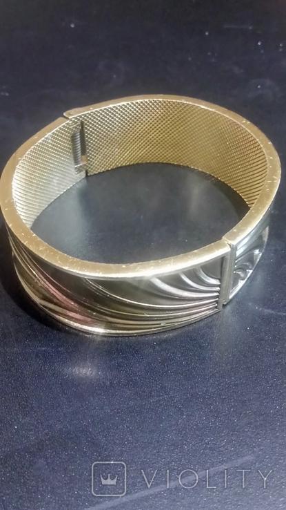 Вінтажний браслет другої половини 70-х, фото №5