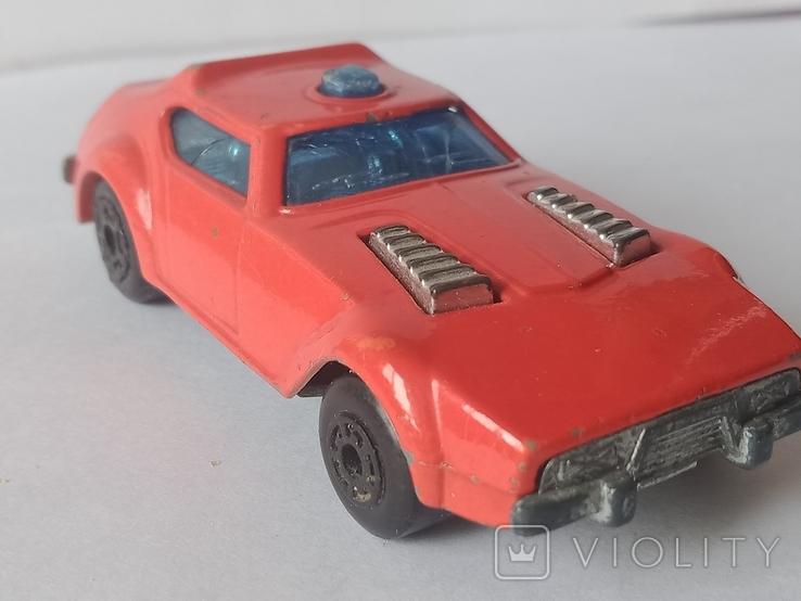 Модель авто Fire Chief, Superfast. Matchbox, фото №4