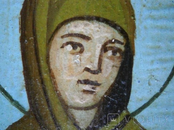 Икона Святая мученица Валентина, фото №5