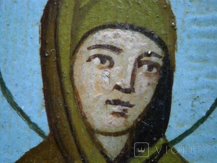 Икона Святая мученица Валентина, фото №6