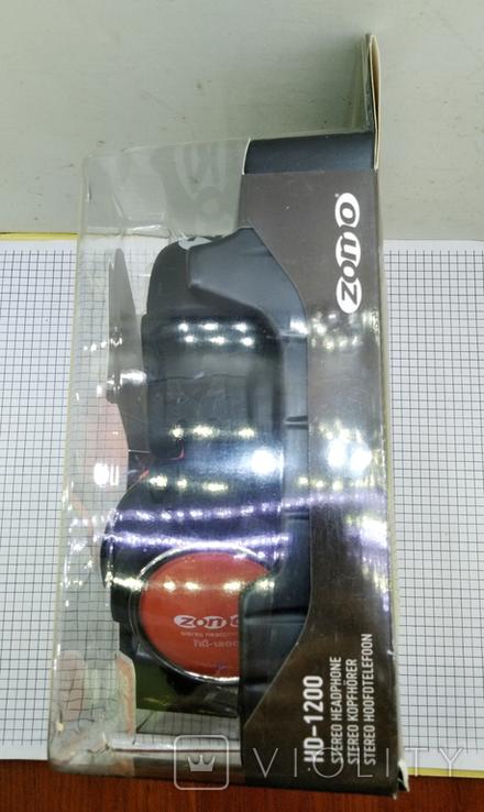 Наушники Zomo HD-1200 Orange. Оригинал. Новые в упаковке., фото №7