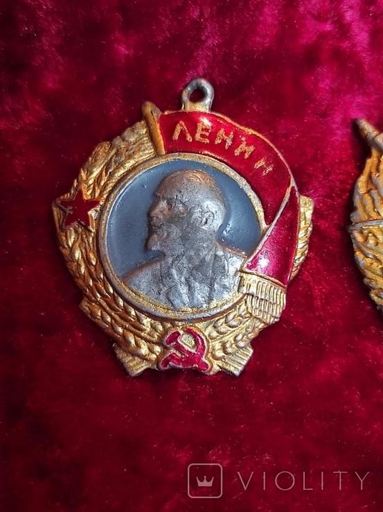 Орден Ленина БКЗ копии макеты, фото №4