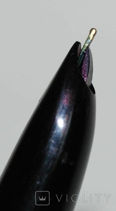 Чернильная ручка пр.Китай, Lily 712, гравировка корпуса., фото №9