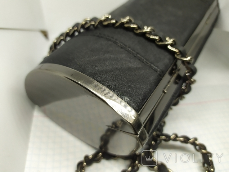 Клатч или сумочка Religion на плечо. Короны. Тяжеленький. 17х13х7см, фото №10