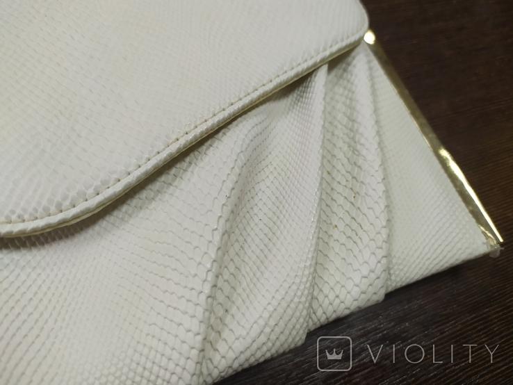 Клатч New Look с ручкой-цепочкой или сумочка. 25х16см. Новый, фото №3
