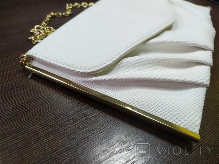 Клатч New Look с ручкой-цепочкой или сумочка. 25х16см. Новый, фото №5