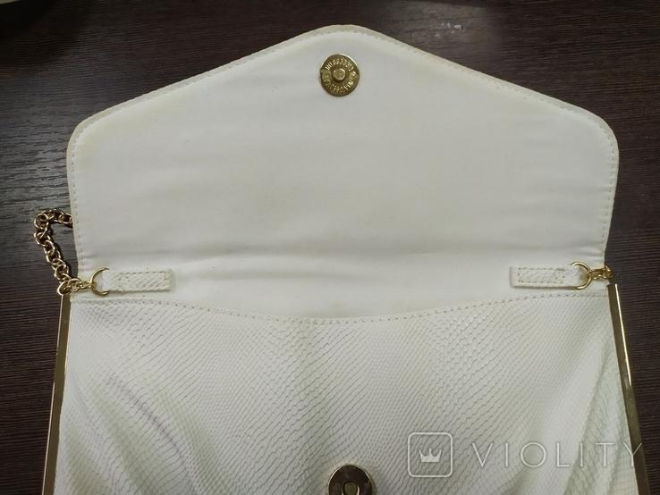 Клатч New Look с ручкой-цепочкой или сумочка. 25х16см. Новый, фото №8