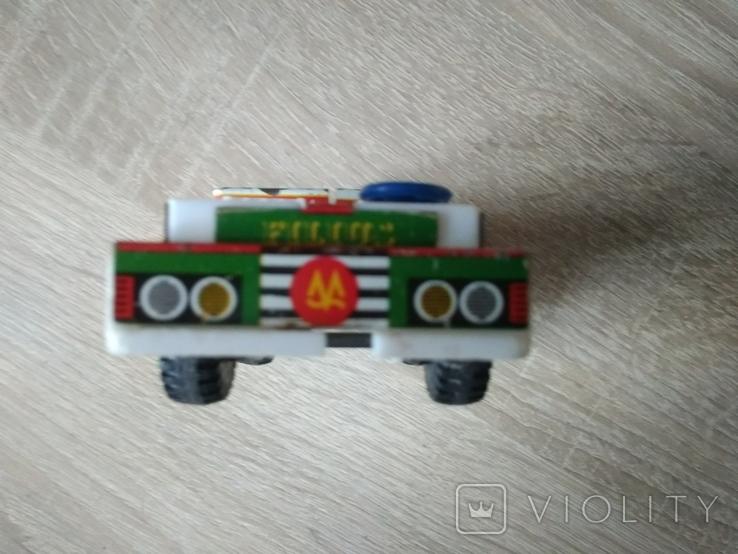 Машинка ГДР. Металл и пластик., фото №7