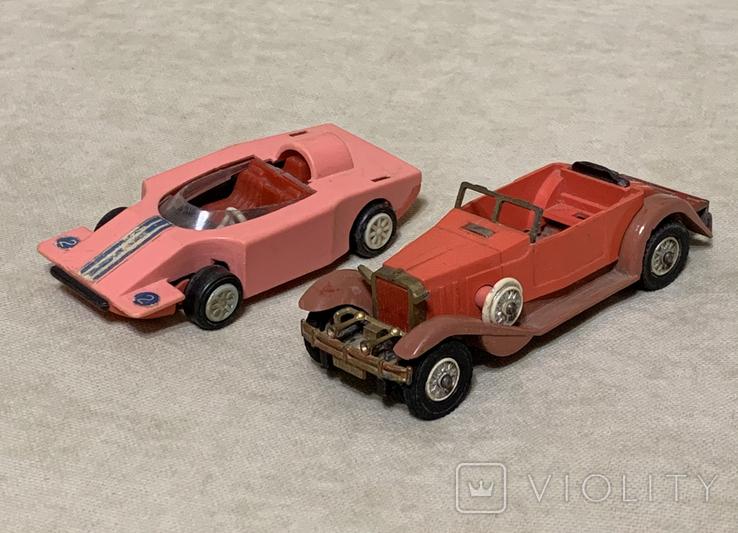 Машинки СССР 2 шт., фото №2