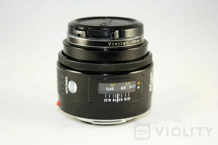 Minolta Maxxum AF f1.7/50mm., фото №2